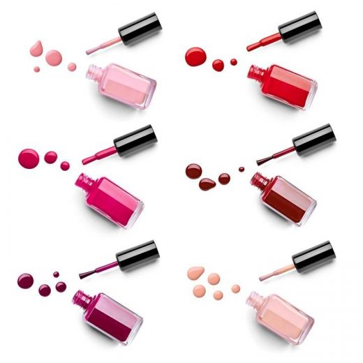 Private label 20 colors natural nail polish